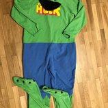 Пижама-Комбинезон домашняя одежда