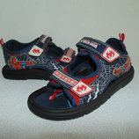 Вбоссоножки Spider-man 35р,ст 23,5см.Мега выбор обуви и одежды