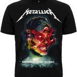 Metallica Hardwired. To Self-Destruct Футболка