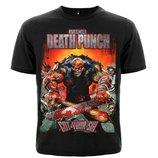 Five Finger Death Punch Футболка