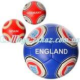 Мяч футбольный Contries 2500-16 размер 5, 3 цвета