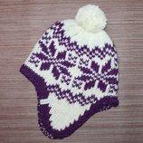 Модная зимняя шапка от Reebok