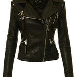Куртка косуха женская с замочками