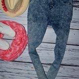 Обалденные фирменные джинсы джеггинсы скины узкачи варенка размер 11 лет 146 см они Божественные