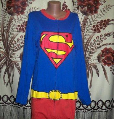 Фирменная пижама-слип Кигуруми Супермэн George 0f7eb61b6e1a1