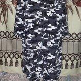 Фирменная флисовая пижама-слип Кигуруми Primark, Xl, футужама.