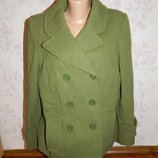 пальто тёплое стильное модное р16