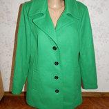 пальто стильное модное р18 большой размер