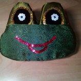 Детский карнавальный лягушка- царевна. Прокат
