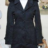 Полу пальто кашимировое