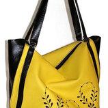 Женская сумочка Anabelle,желтая 08