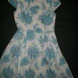 Красивое платье F&F 11-12л