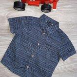 Рубашка 1.5 -2г 86-92 см
