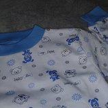 Пижама для мальчика,2х нитка,начес,интерлок 5,6,7,8 лет.Турция,оличное качество.