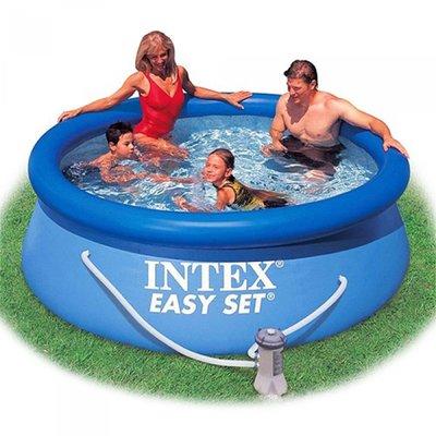 INTEX 28112 244Х76 См. Насос. Надувные Бассейны