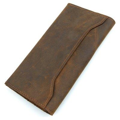 Вертикальное кожаное портмоне Бесплатная доставка мужской кошелек, бумажник, купюрница 8112B