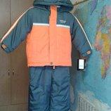Новые зимние термо комбинезоны London Fog Бангладеш 4т- L7 98-128
