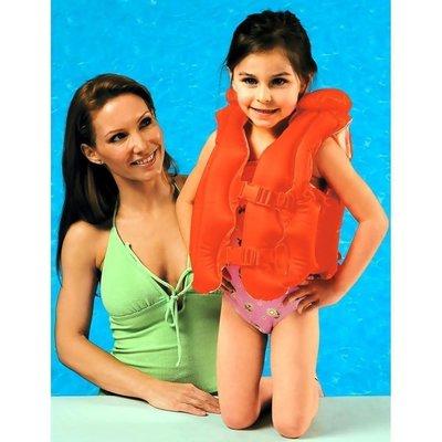 Надувной жилет для плавания Intex 58671 от 3 до 6 лет