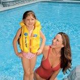Надувной Жилет Для Плавания INTEX 58660 3-6 лет