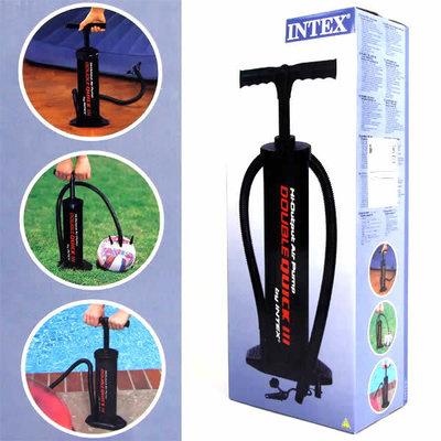 INTEX 68615 48 См. Насос Ручной Двухходовой клапан