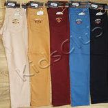 Яркие штаны на рост 98-158
