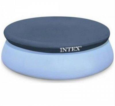Тент Intex 28026 для бассейнов диаметром 376см,
