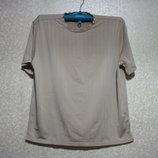 размер 54-56 XL футболка фирма Wite House летом сримает сильную жару, охлаждает тело.