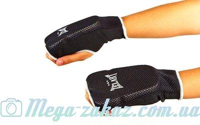 Накладки для карате перчатки для карате Zel 6125 хлопок/эластан, S/L/XL