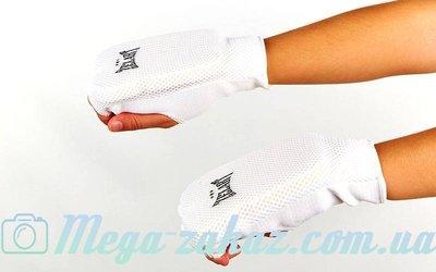 Накладки для карате перчатки для карате Zel 6128 хлопок/эластан, L/XL