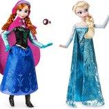 кукла Эльза Анна 2020 с кольцом колечком дисней Anna Elsa disney frozen