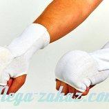 Накладки для карате перчатки карате LG20 хлопок/эластан, L