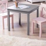 Набор столик и стульчик детский сосна