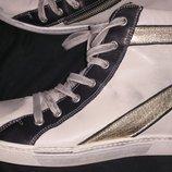 унисекс 40р-27 см кожа стильная обувь Bogatt