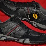 Фирменные туфли от дорогостоящего бренда DOCKERS . кожа
