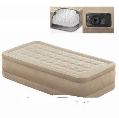 Кровать со встроенным насосом 152x203x46 см, Queen Ultra Plush, Intex 64458