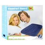 Кровать надувная Bestway Flocked Air Bed Double 67225 191x137x22 см.