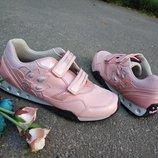 Новые кроссовки Geox New Jocker с мигалками. Оригинал. разм.37