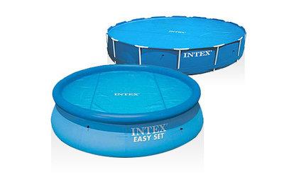 29020 Тент солнечный Intex 29020 для бассейна 244 см