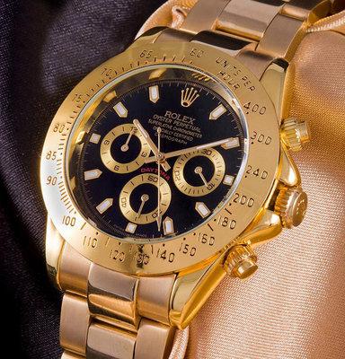 Часы Rolex Daytona black