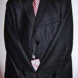 р.134-140 Новая форма чёрный красавец с отливом