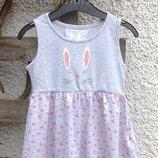 Платье летнее 1.5-8 лет Primark