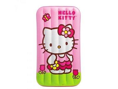 Детский Пляжный надувной матрас Hello Kitty 88-157-18см