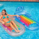 Матрас-Кресло пляжный надувной 58802