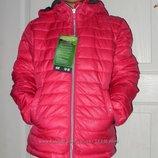 Стильная стеганная куртка для девочек подростков от Тм H&M