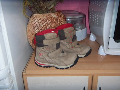 термо ботинки timberlend gore tex р 27