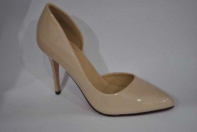 Новые туфли лодочки бежевые 0afe22be7559b