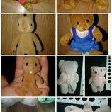 Раритетные колекционные шарнирные игрушки