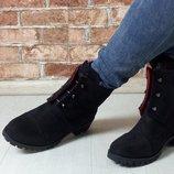 f6b8ec284 Женские ботинки с болтами : купить ботинки на болтах недорого ...