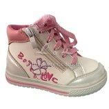 Демисезонные ботиночки для девочки, р.22-27