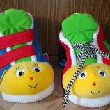 Развивающие ботинки на маленькие ножки K's Kids